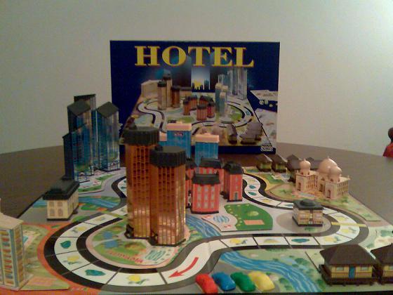 H come hotel hotel gioco da tavolo - Monopoli gioco da tavolo ...