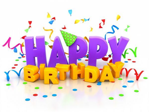Extrêmement Buon Compleanno per Bambini - MondoFantastico.com NN25